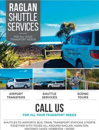 Raglan Scenic Tours & Shuttle Service The Raglan Directory
